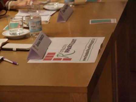 l'iniziativa ha avuto luogo giovedì 20 novembre 2014